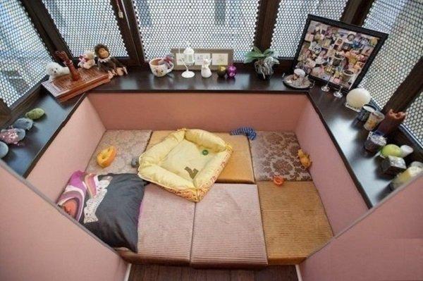 Фотография: Балкон, Терраса в стиле Восточный, Интерьер комнат, Советы – фото на INMYROOM
