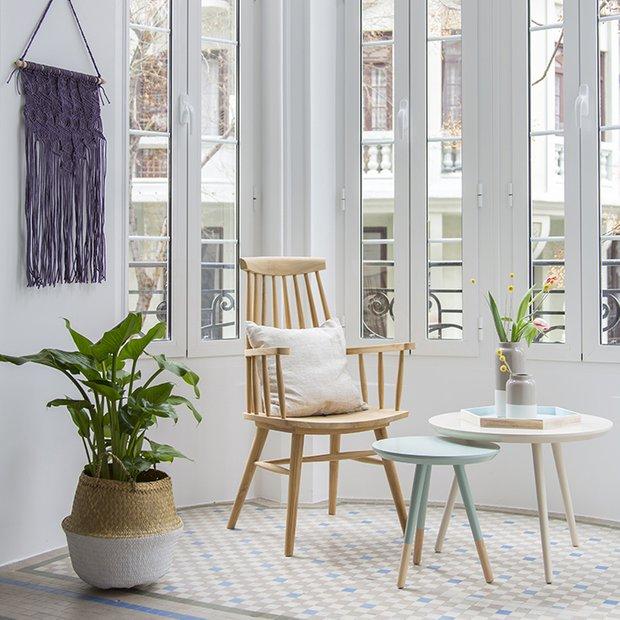 Фотография: Балкон в стиле Скандинавский, Декор интерьера, Квартира – фото на INMYROOM