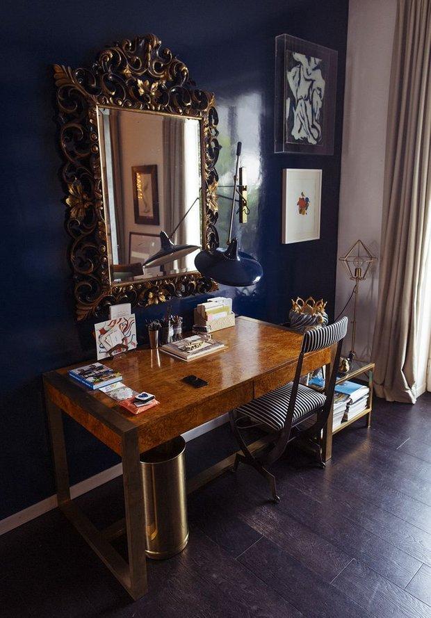 Фотография: Мебель и свет в стиле Эклектика, Малогабаритная квартира, Интерьер комнат, Советы, Зеркала – фото на INMYROOM