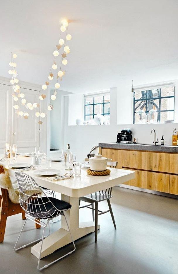 Фотография: Кухня и столовая в стиле Скандинавский, Декор интерьера, Квартира, Дом, Аксессуары, Декор – фото на INMYROOM