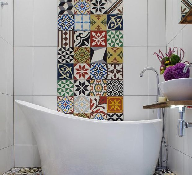 Фотография:  в стиле , Ванная, Гид – фото на InMyRoom.ru