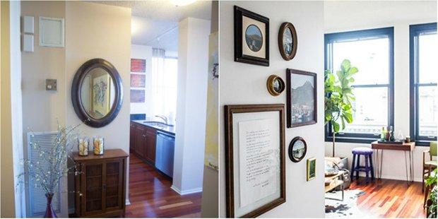 Фотография:  в стиле , Квартира, Переделка – фото на InMyRoom.ru
