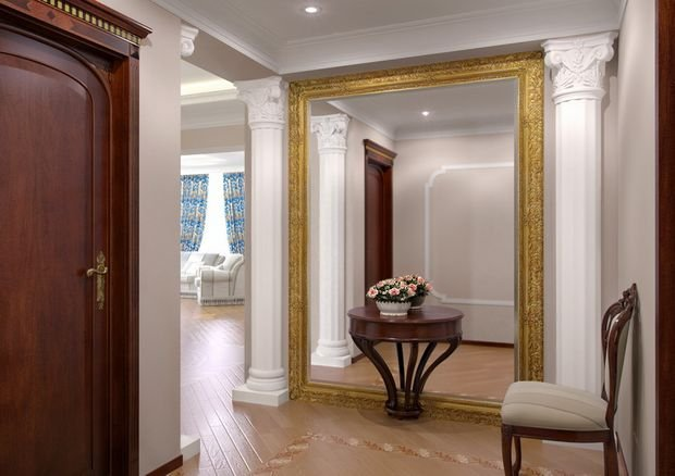 Фотография:  в стиле , Прихожая, Декор интерьера, Квартира, Дом, Прочее, Советы, Ремонт на практике – фото на INMYROOM