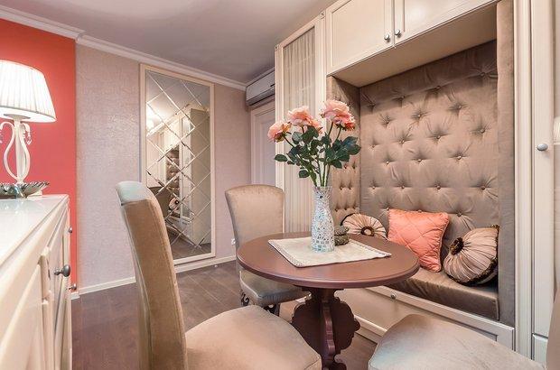 Фотография: Гостиная в стиле Восточный, Эклектика, Интерьер комнат – фото на INMYROOM