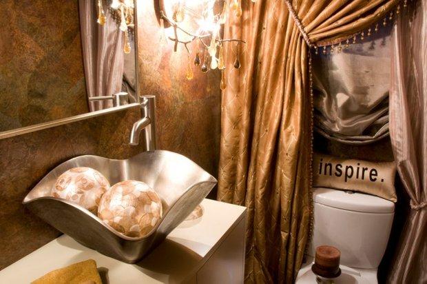 Фотография: Ванная в стиле Классический, Современный, Декор интерьера, Интерьер комнат – фото на INMYROOM