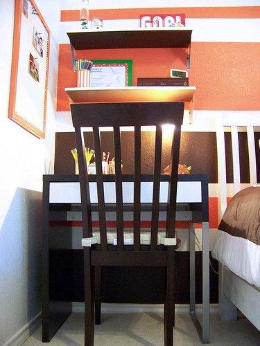Фотография: Кухня и столовая в стиле Прованс и Кантри, Детская, Интерьер комнат, IKEA, Переделка – фото на INMYROOM