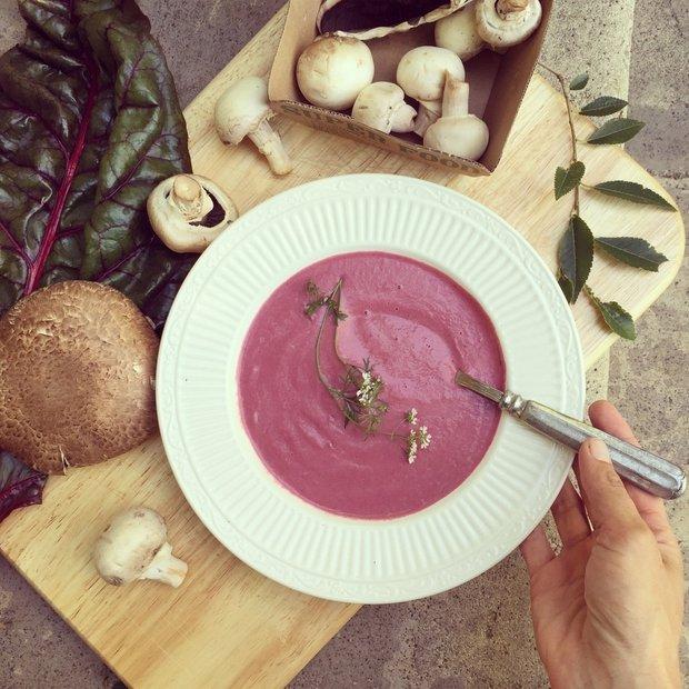 Фотография:  в стиле , Обзоры, Вегетарианская – фото на INMYROOM