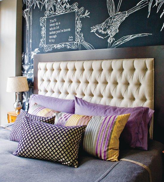 Фотография: Спальня в стиле Классический, Современный, Декор интерьера, Квартира, Дом, Цвет в интерьере, Стиль жизни, Советы – фото на INMYROOM