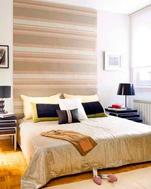 Фотография: Спальня в стиле Восточный, Декор интерьера, DIY, Обои – фото на INMYROOM
