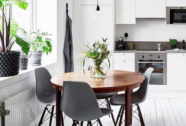Фотография: Кухня и столовая в стиле Скандинавский, Ремонт, Ремонт на практике, Гид, ремонт своими руками – фото на INMYROOM