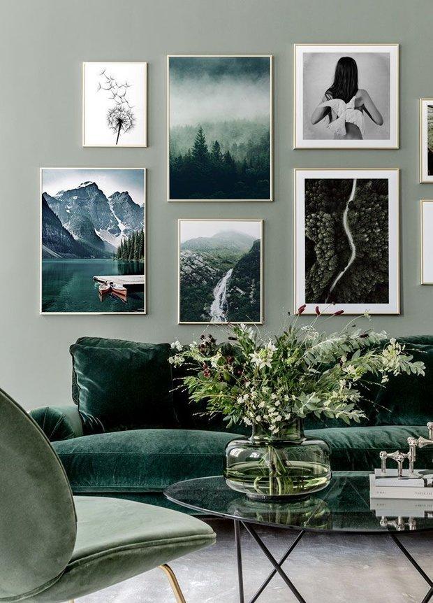 Фотография: Гостиная в стиле Современный, Вдохновение – фото на INMYROOM