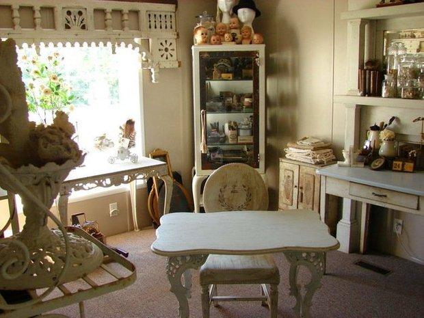 Фотография: Кухня и столовая в стиле Прованс и Кантри, Декор – фото на INMYROOM