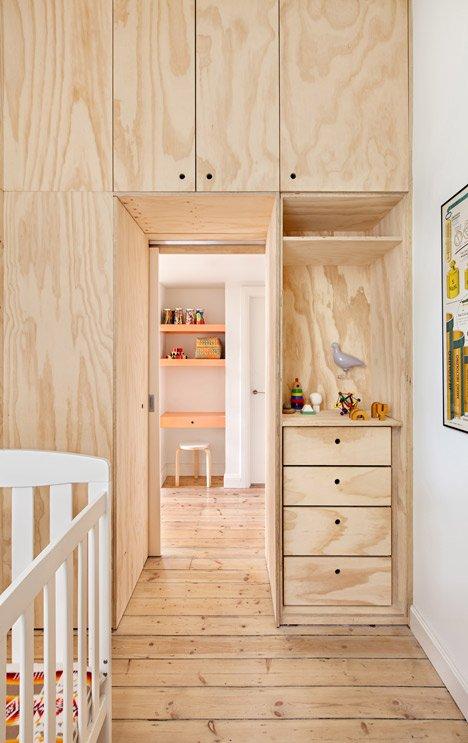 Фотография: Детская в стиле Эко, Советы, квартира в Мельбурне – фото на INMYROOM