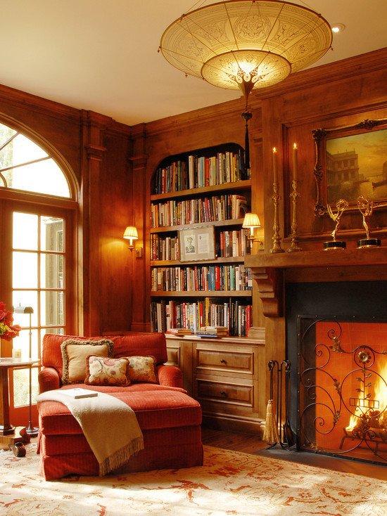 Фотография: Гостиная в стиле , Классический, Дизайн интерьера – фото на INMYROOM