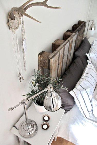 Фотография: Спальня в стиле Скандинавский, Декор интерьера, DIY, Мебель и свет – фото на INMYROOM