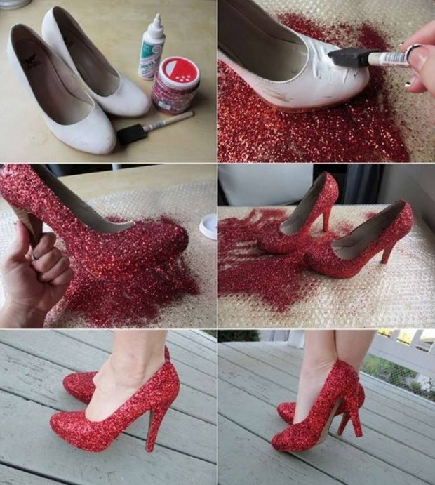 Фотография:  в стиле , Советы, лайфхаки, уход за обувью – фото на INMYROOM