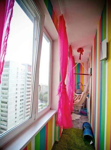 Фотография: Балкон, Терраса в стиле Современный, Прованс и Кантри, Интерьер комнат, Дом и дача – фото на INMYROOM