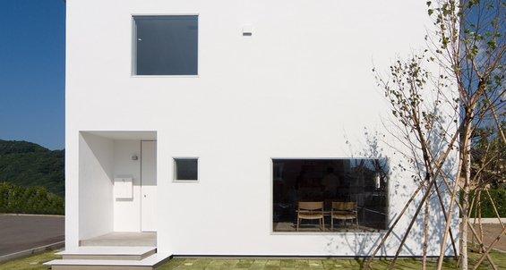 Фотография:  в стиле , Дом, Дома и квартиры, Япония – фото на INMYROOM