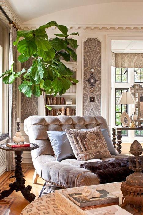 Фотография: Гостиная в стиле Современный, Восточный, Декор интерьера, Декор дома, Японский – фото на INMYROOM