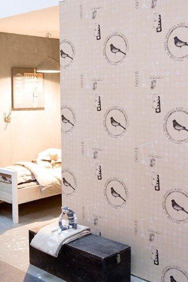 Фотография: Спальня в стиле Прованс и Кантри, Детская, Декор интерьера, Декор дома, Обои – фото на InMyRoom.ru
