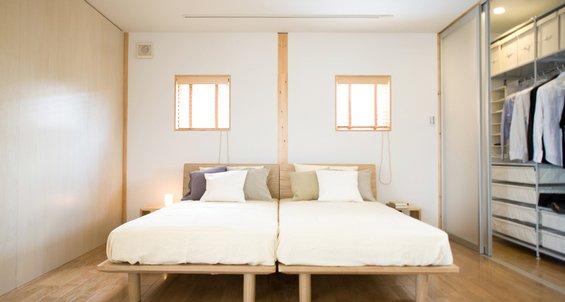 Фотография: Спальня в стиле Эко, Дом, Дома и квартиры, Япония – фото на InMyRoom.ru