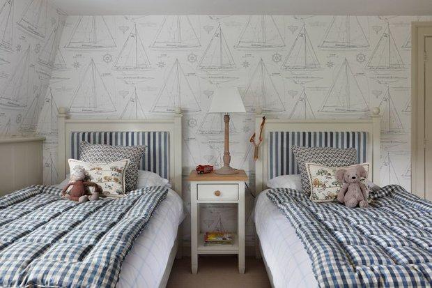 Фотография: Детская в стиле Прованс и Кантри, Декор интерьера, Дом, Великобритания – фото на InMyRoom.ru