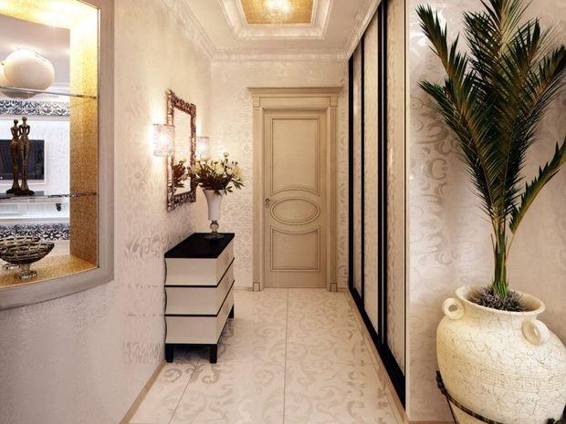 Фотография: Прихожая в стиле Классический, Декор интерьера, Малогабаритная квартира, Квартира, Дом – фото на INMYROOM