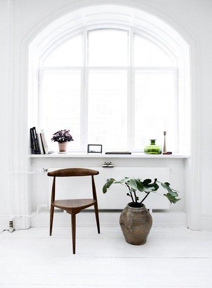 Фотография: Кабинет в стиле Скандинавский, Декор интерьера, DIY, Декор дома, Системы хранения – фото на INMYROOM