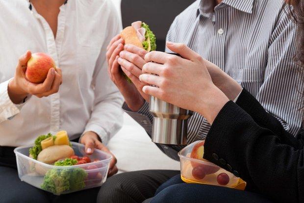 Фотография:  в стиле , Советы, Обзоры, Правильное питание, Работа – фото на INMYROOM