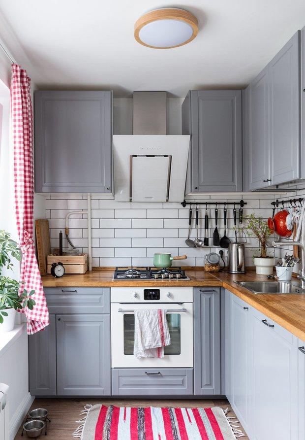 Фотография: Кухня и столовая в стиле Скандинавский, Советы, Руслан Просвирин, Prosvirin Design – фото на INMYROOM
