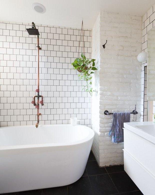 Фотография: Ванная в стиле Минимализм, Декор интерьера – фото на INMYROOM