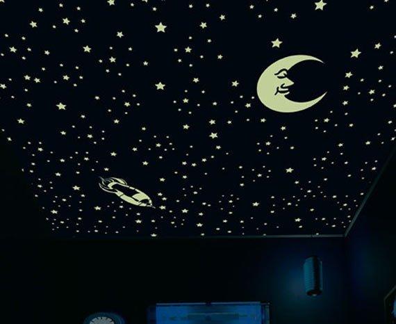 Фотография: Декор в стиле Современный, Детская, Интерьер комнат, Роспись – фото на INMYROOM