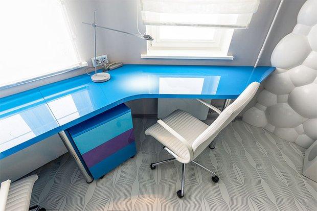 Фотография: Офис в стиле Современный, Детская, Спальня, Декор интерьера, Интерьер комнат – фото на InMyRoom.ru