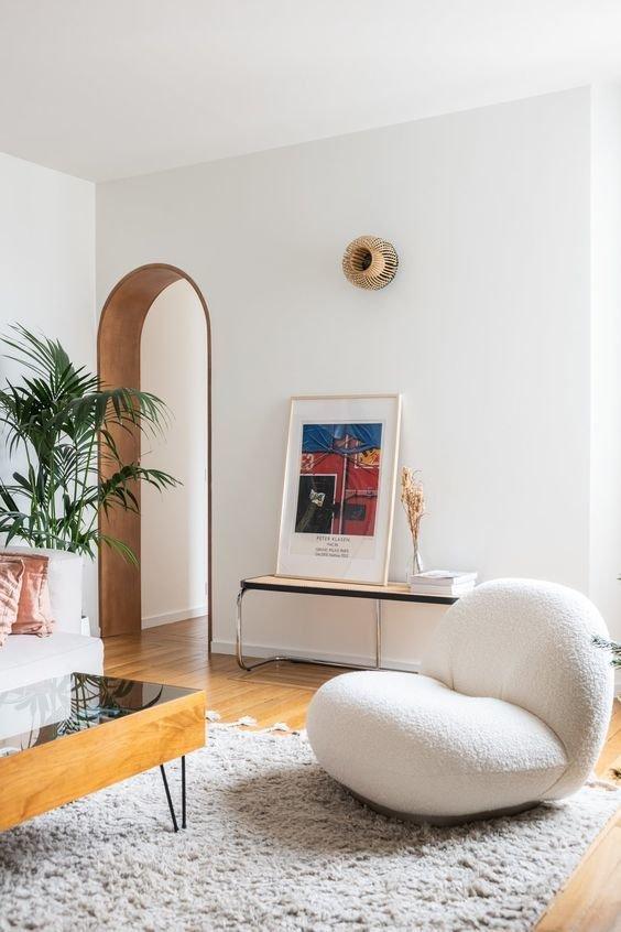 Фотография: Гостиная в стиле Восточный, Минимализм, Вдохновение – фото на INMYROOM