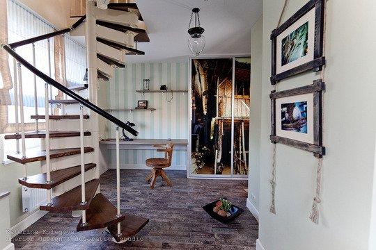 Фотография:  в стиле , Современный, Дом, Дома и квартиры, Колониальный – фото на InMyRoom.ru