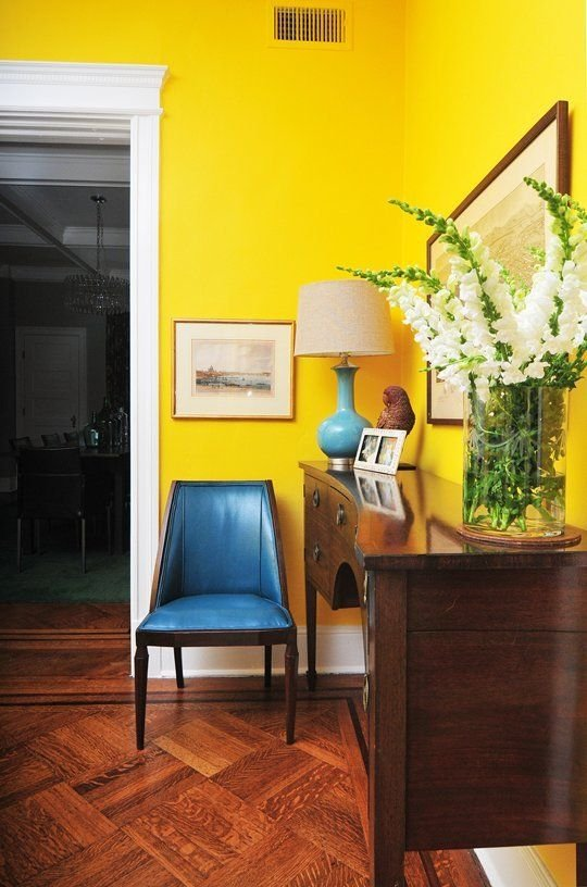 Фотография: Прихожая в стиле Прованс и Кантри, Декор интерьера, Дизайн интерьера, Декор, Цвет в интерьере – фото на INMYROOM