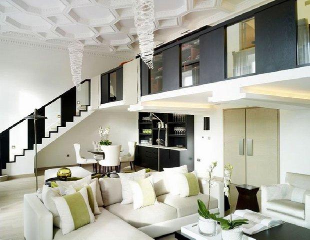 Фотография: Гостиная в стиле Современный, Восточный, Стиль жизни, Советы – фото на INMYROOM