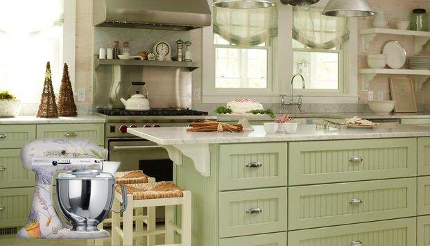 Фотография: Кухня и столовая в стиле , Декор интерьера, Индустрия, Новости, Роспись – фото на InMyRoom.ru