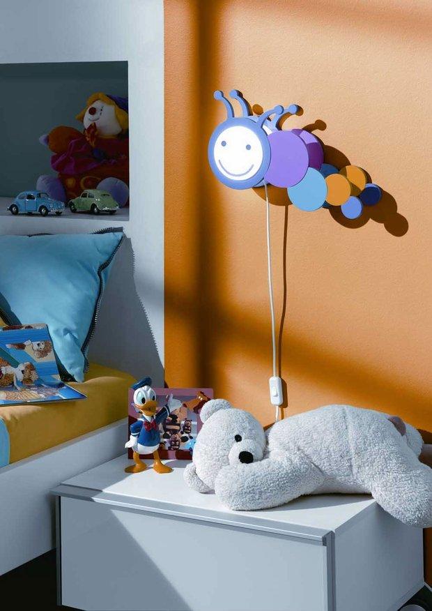 Фотография: Декор в стиле Современный, Детская, Декор интерьера, Интерьер комнат, Мебель и свет – фото на InMyRoom.ru