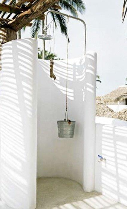 Фотография: Ландшафт в стиле Прованс и Кантри, Современный, Ванная, Дом, Стиль жизни, Дача – фото на INMYROOM