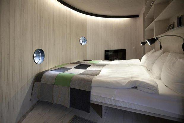 Фотография: Спальня в стиле Современный, Дом, Швеция, Дома и квартиры – фото на INMYROOM