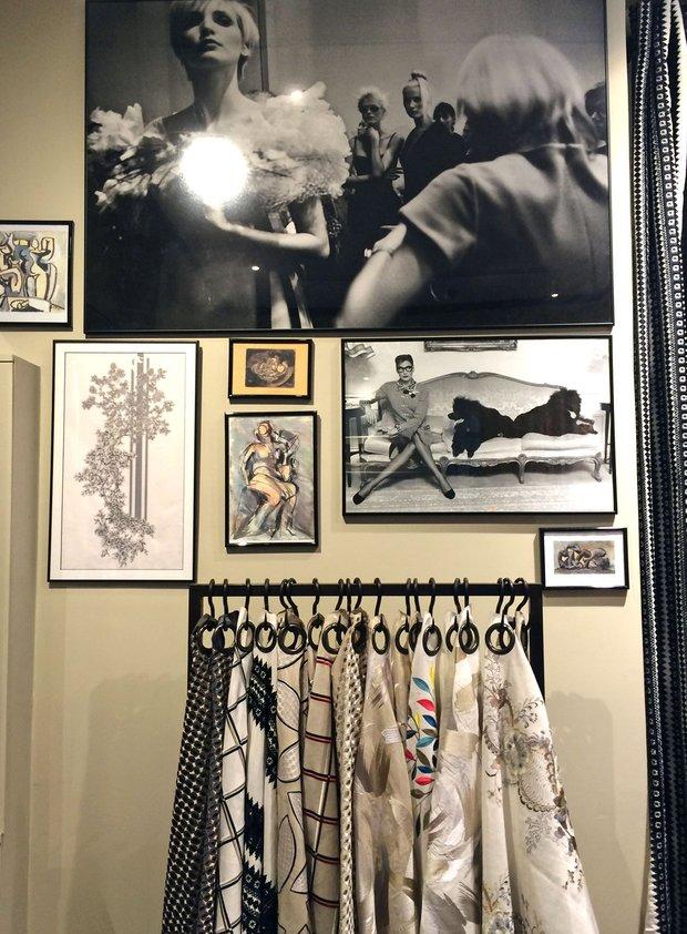 Фотография:  в стиле , Франция, Аксессуары, Текстиль, Интервью, текстиль в интерьере, Karin Sajo, Карин Сажо – фото на INMYROOM