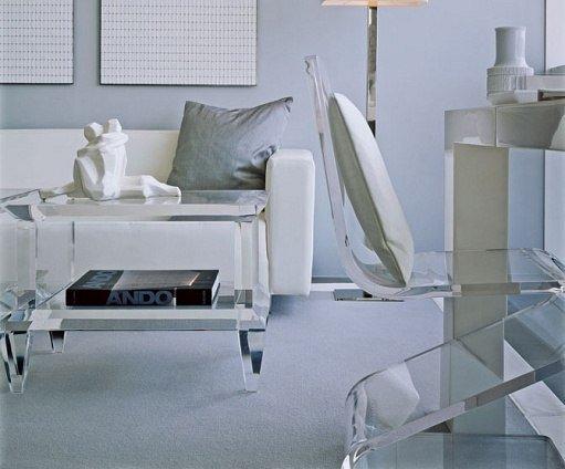 Фотография: Гостиная в стиле Современный, Декор интерьера, Мебель и свет, Журнальный столик – фото на INMYROOM