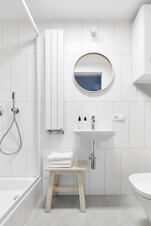 Фотография: Ванная в стиле Скандинавский, Квартира, Советы, генеральная уборка, Уборка, Meine Liebe – фото на INMYROOM