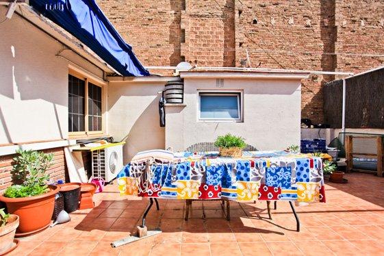 Фотография: Ландшафт в стиле Прованс и Кантри, Современный, Квартира, Дома и квартиры, Барселона – фото на INMYROOM