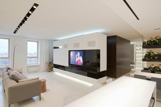 Фотография:  в стиле , Малогабаритная квартира, Советы, Ксения Юсупова – фото на INMYROOM
