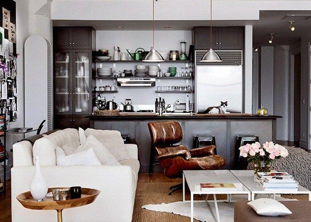 Фотография: Кухня и столовая в стиле Скандинавский, Современный, Декор интерьера, Интерьер комнат – фото на INMYROOM