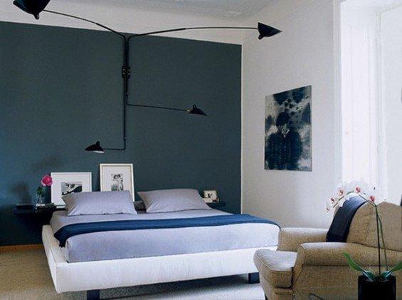 Фотография: Спальня в стиле Современный, Минимализм, Декор интерьера, Малогабаритная квартира, Квартира, Дома и квартиры – фото на INMYROOM
