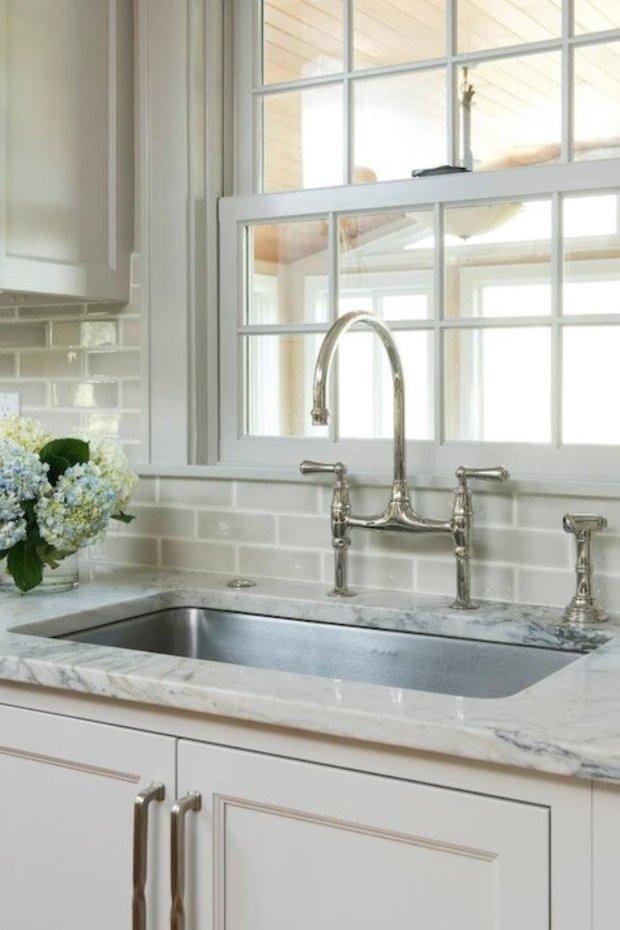 Фотография: Кухня и столовая в стиле Современный, Советы, Ремонт на практике – фото на INMYROOM