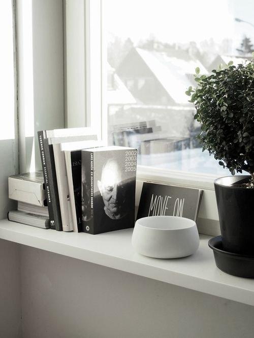 Фотография: Декор в стиле Скандинавский, Декор интерьера, Советы, Подоконник – фото на INMYROOM